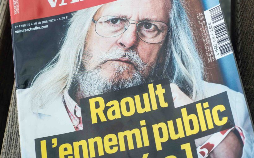 Didier Raoult: Public enemy no.1
