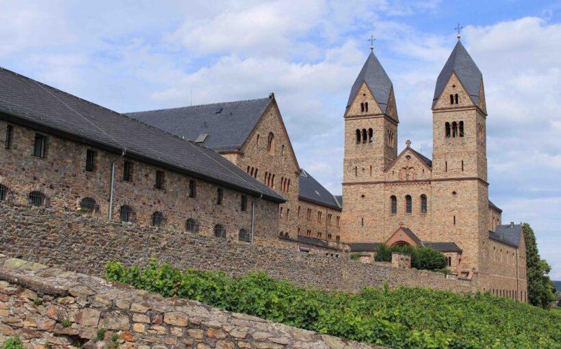 Hildegard's Ebingen Abbey in Bingen