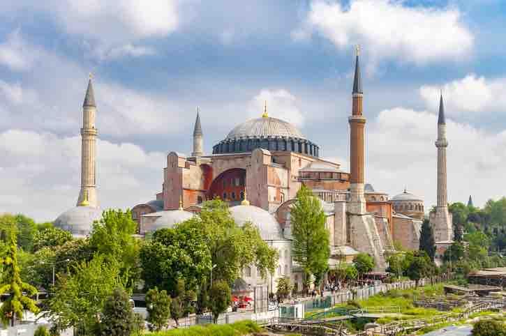 Hagia Sophia - Istanbul (Constantinople)