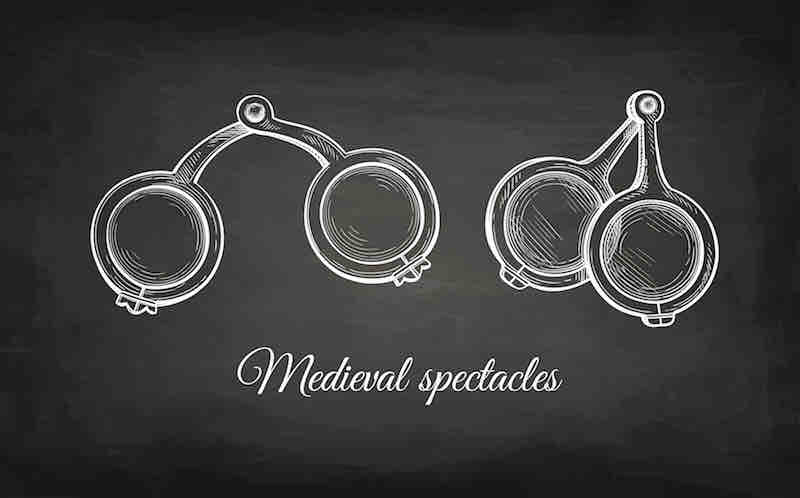 Medieval spectacles